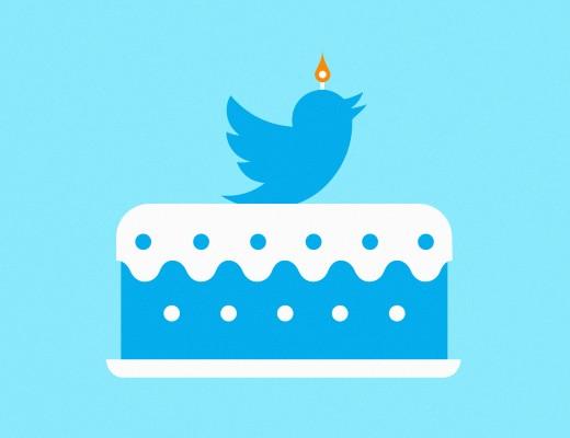 Twitter-cake