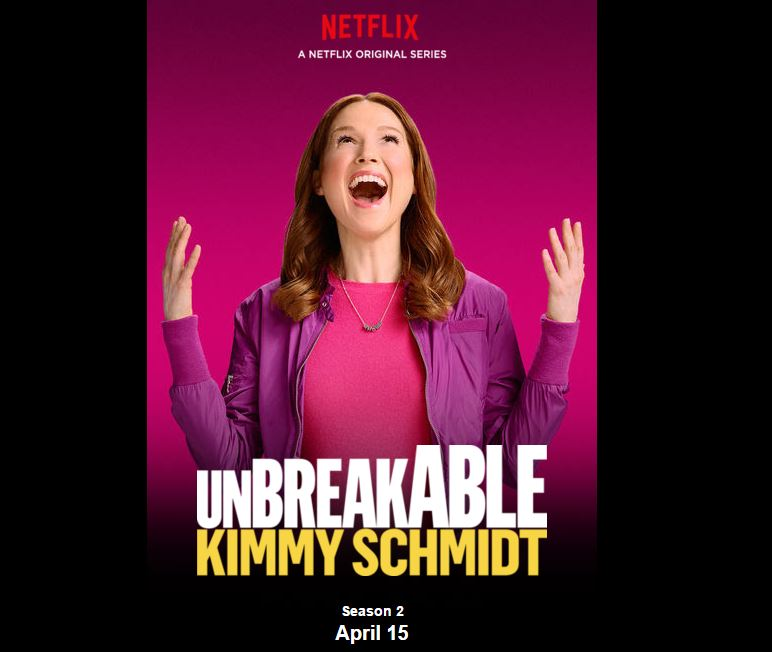 unbreakable kimmy schmidt 2
